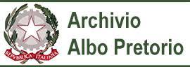 archivio albo pretorio